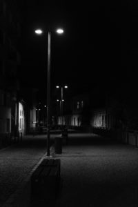 Street Lights Photography