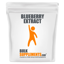 Bulksupplements Pure Blueberry Extract